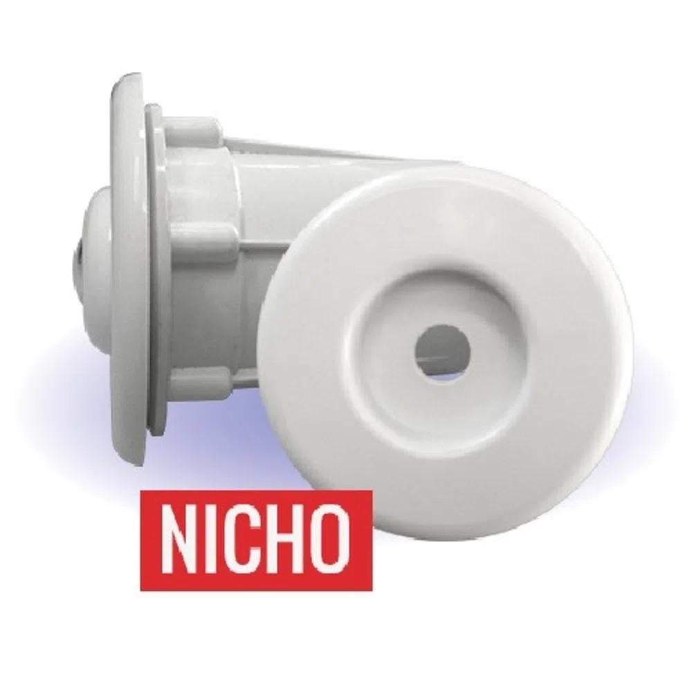 adaptador para led com nicho antigo