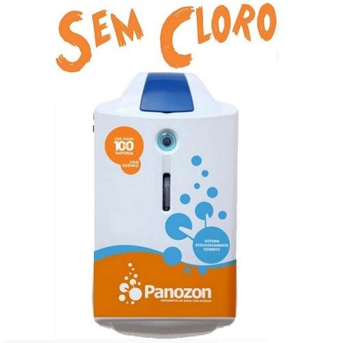 ozonio para piscina panozon p+55