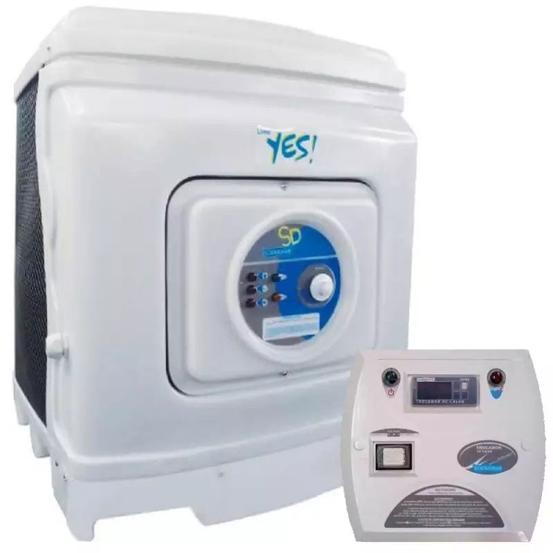 trocador de calor sd40 yes