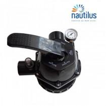valvula para filtro nautilus bipartida rosqueada