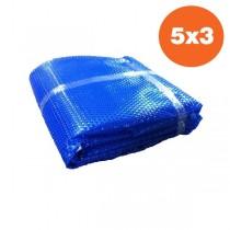 capa termica 5x3 azul