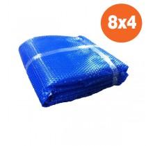 capa tipo bolha 8x4
