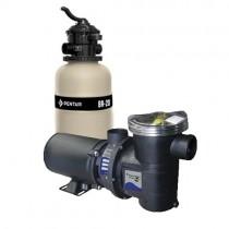 filtro br20 + bomba 1/4CV