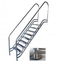 escada acessibilidade parisience