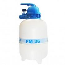 filtro para piscina Sodramar Fm36