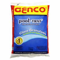 Pool-Trat Cloro Granulado 1kg.Genco