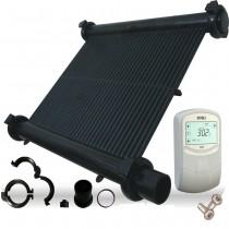 kit aquecedor solar de piscina até 35m