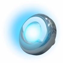 led para piscina azul em inox 6w