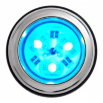 mini super led 9w piscina azul