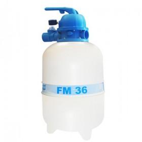 Filtro para Piscina FM36 Sodramar