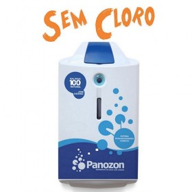 Ozonio para Piscina Panozon P+45 até 45.000L Residencial