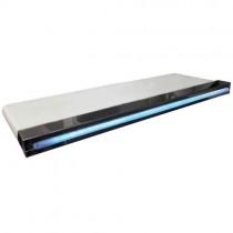 Cascata Embutir em Fibra frente Inox 40cm c/ led