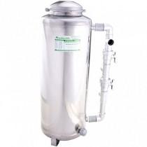 Filtro central de areia (quartzo) em inox 1000 l/h