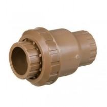 Valvula de retenção Vertical em PVC